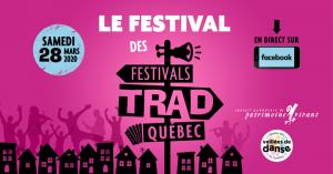 Affiche du Festival des Festivals Trad