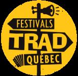 Logo du programme Festivals Trad Québec
